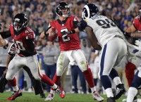 Falcons QB Ryan: 'We're not here just to get here'