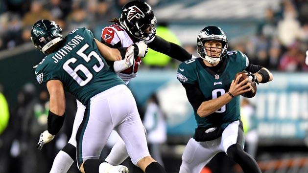 Eagles hope QB Foles can hit big plays vs. Vikings