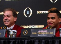 Saban to coach as long as he can do 'good job'