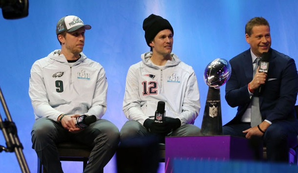 WEEI suspends Alex Reimer for remarks about Tom Brady's daughter