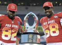 NFL Notes: Walker, Miller lead AFC to Pro Bowl win