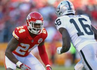 Chiefs release CB Revis, future in doubt