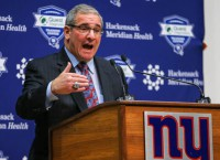 Gettleman, Giants weigh options with No. 2 pick
