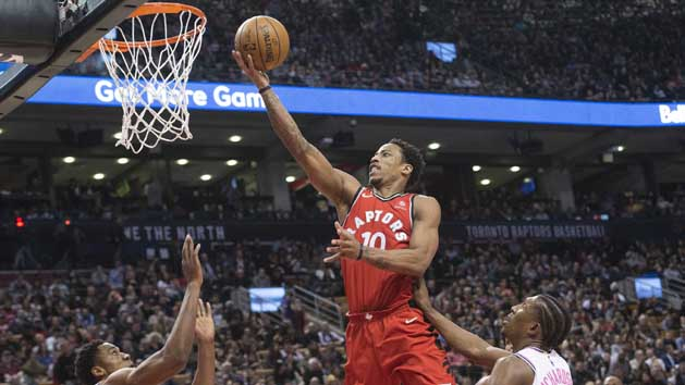 Raptors' depth pushes them into NBA's elite