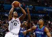 Lindy's Postgame Report: Raptors KO Hornets