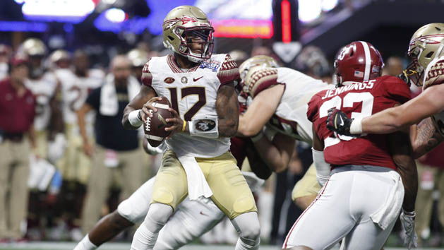 Florida State QB Francois limited for spring