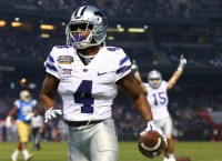 WR Heath, RB Warmack to transfer from K-State