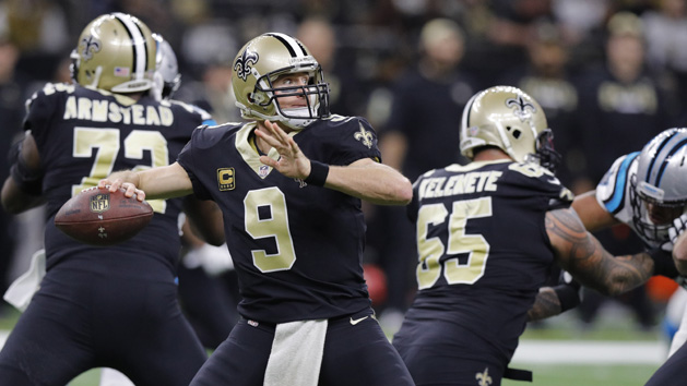 Report: Saints, Brees to discuss new deal at Combine