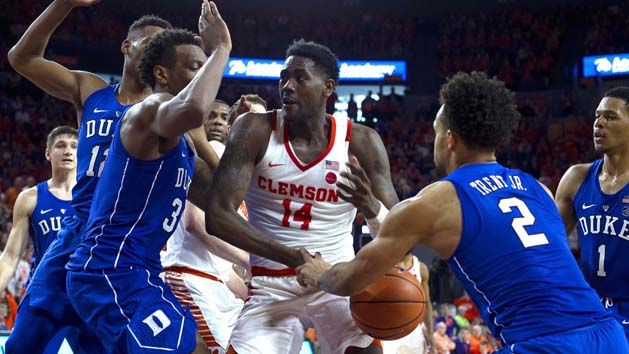 Lindy's Postgame Report: Duke holds off Clemson