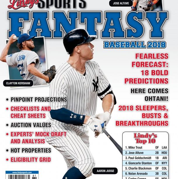 Fantasy Baseball 2018