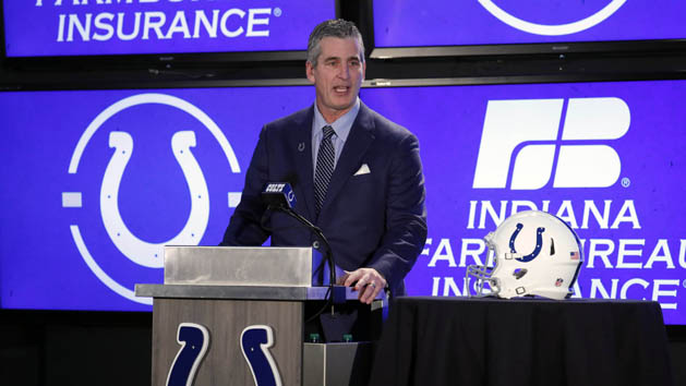 NFL Notes: Reich returns to roots with Colts