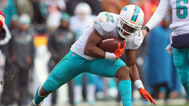Gore on Drake: I see why Dolphins traded Ajayi