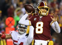 OT Thomas lobbies for Cousins to join Browns