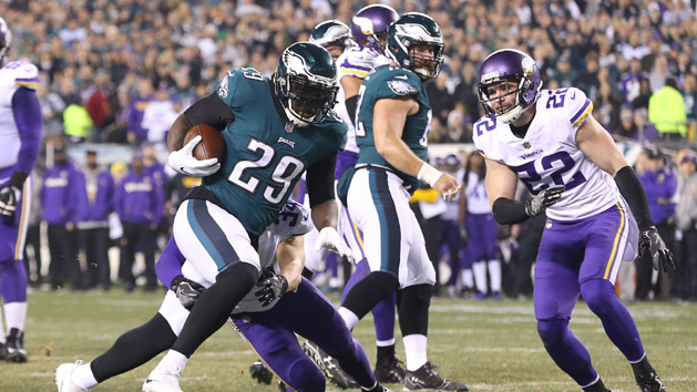 RB Blount sounds eager to stay with Eagles
