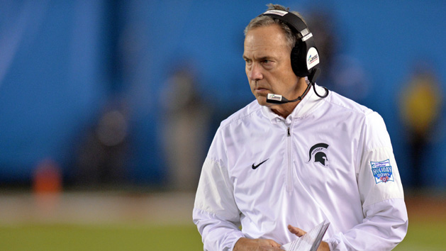 Mich. St. approves Dantonio's contract extension