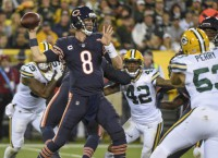 NFL Notebook: Bears expected to let Glennon go