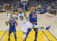 Warriors seek sweep of slumping Mavericks