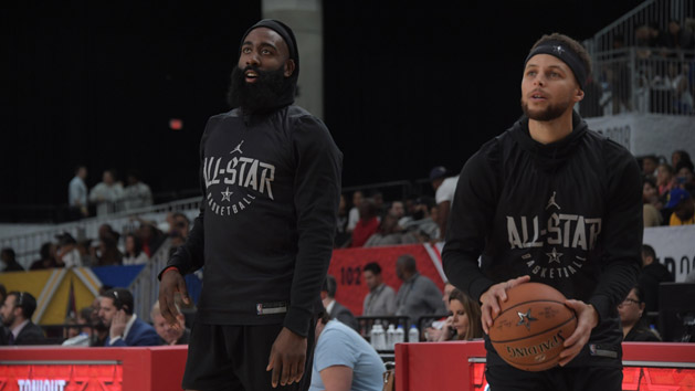 All-Stars set to align behind LeBron, Curry