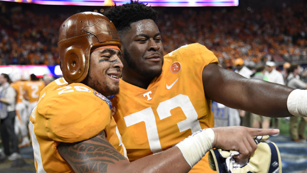Tennessee OL Smith out with medical issue