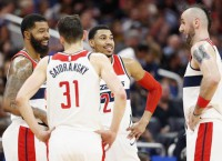 Wizards seek season sweep of Celtics