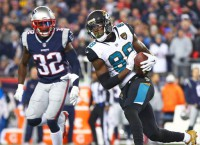 Reports: Jaguars to release WR Hurns