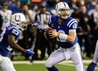 Colts' Reich: Luck throwing footballs again