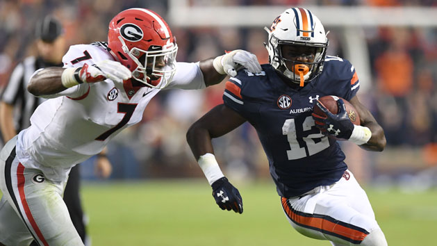 Auburn WR Stove reportedly tears ACL in spring