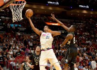 Heat may be short-handed trying to halt Blazers' win streak