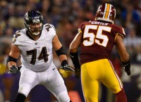 Ravens give OL Hurst 4-year contract