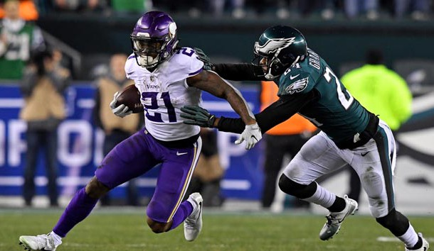 Jerick McKinnon to Sign 4-Year, $30 Million Deal with 49ers