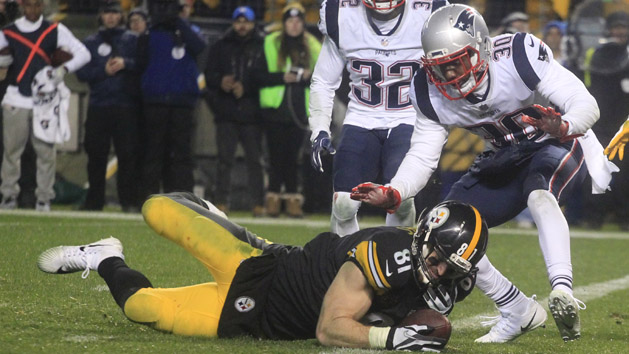 NFL Notes: League proposes new rules for catch
