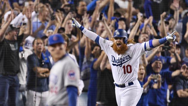 Dodgers lose Turner for