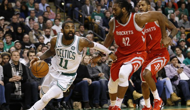 Chicago Bulls couldn't keep up with the Boston Celtics