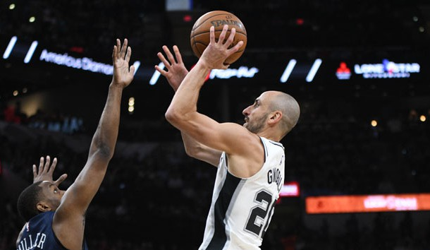 Spurs bench dominates to hand Grizzlies 14th-straight loss