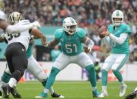 Miami releases Pouncey, acquires C Kilgore, G Sitton