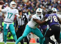 Dolphins rule out Tannehill, eye Week 12 return
