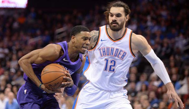 Three-Pointers and Westbrook Triple Double Lead Thunder Over Kings