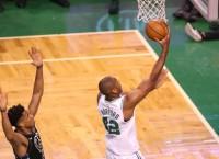 Banged-up Celtics riding Horford vs. Bucks