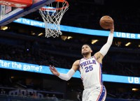 Report: Sixers' Simmons ready for NBA return