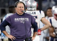 Belichick: Mock draft can help prep for real thing