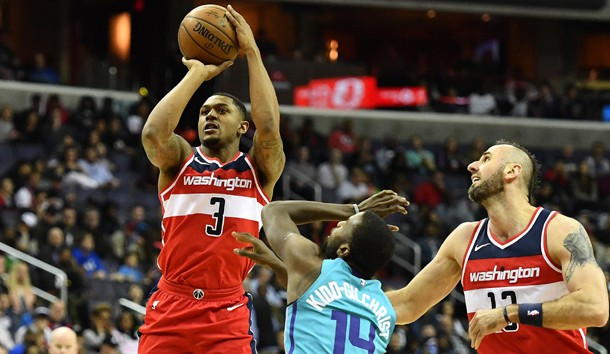 Strong Second Half Helps Wizards Pull Away From Celtics