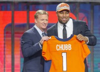 Broncos thrilled that Chubb was available