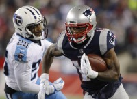 NFL Notes: Rams acquire WR Cooks from Patriots