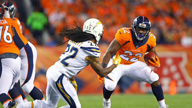 NFL Notebook: Broncos release RB Anderson