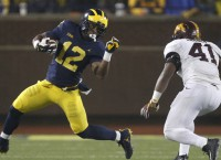 CFB Notebook: Michigan, other Midwest schools cancel spring games