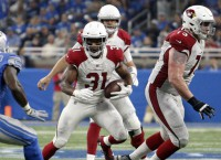 Cardinals RB Johnson 'very motivated' for return