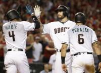 Dodgers, Diamondbacks open three-game series