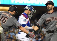 Diamondbacks prepare to attack Giants