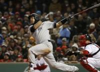 Yankees C Sanchez lands on injured list