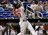 Red Sox seek pitching encore vs. Marlins
